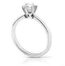 Alicia Six Claw Diamond Solitaire