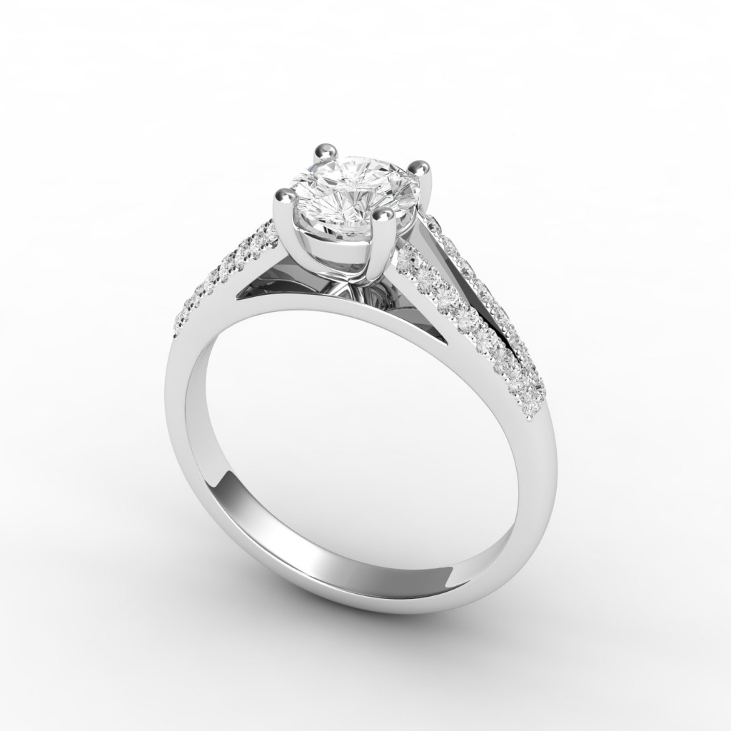 inspiring difference between engagement ring and wedding