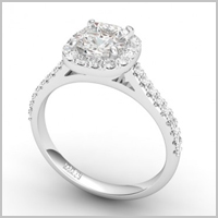 Cateline engagement ring