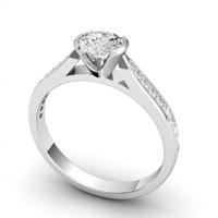 alana diamond ring