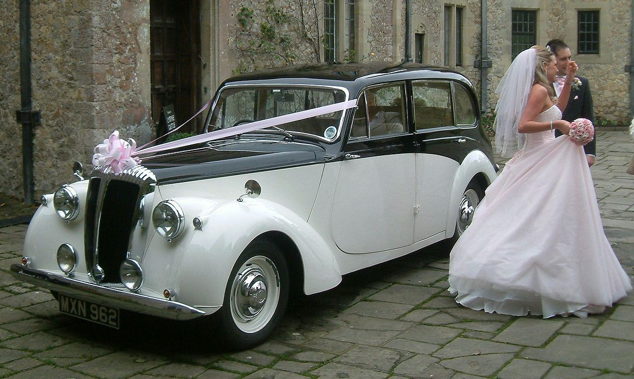 Wedding Transport for Grooms